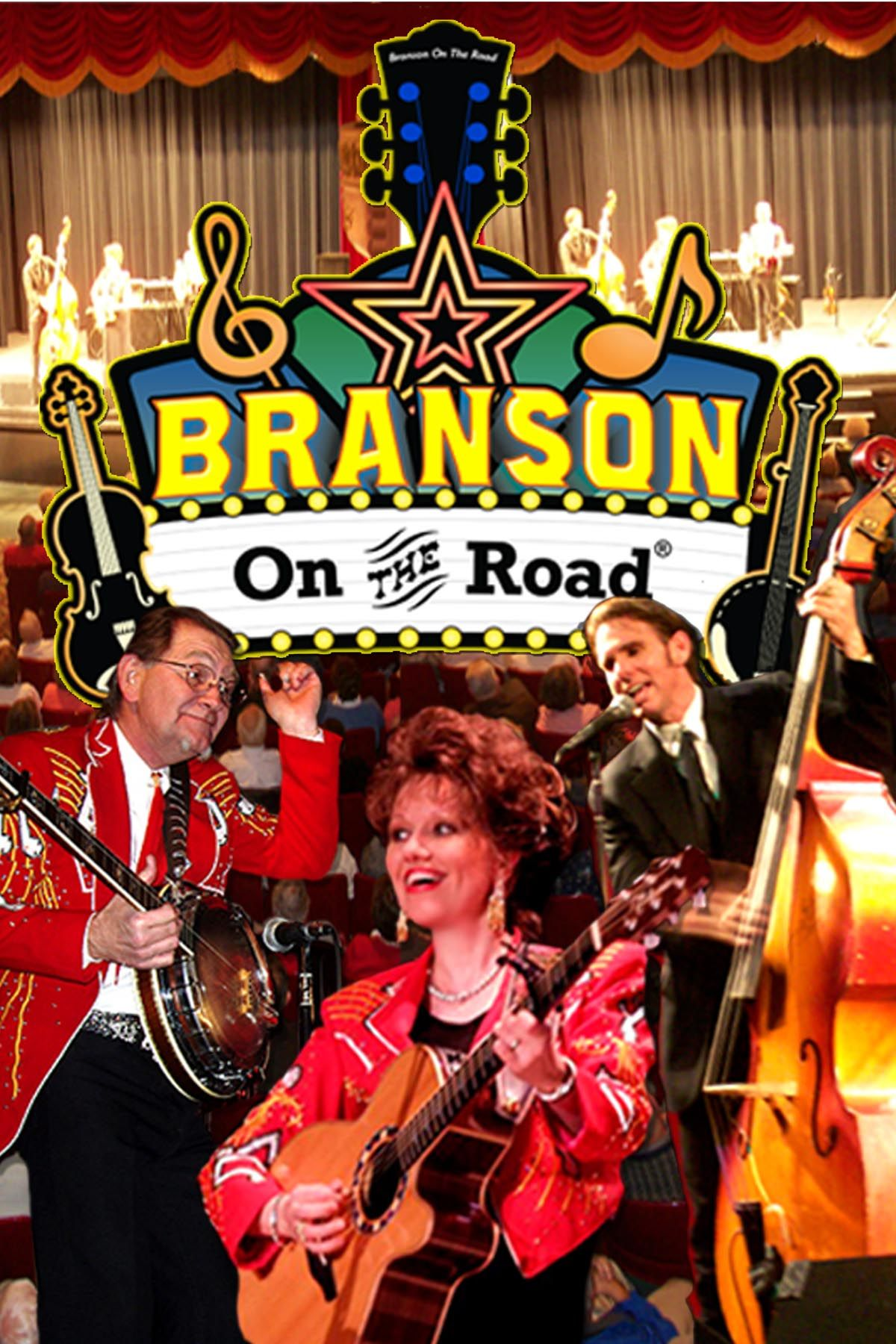 Branson on the road march 1315 at 2 pm on the main stage