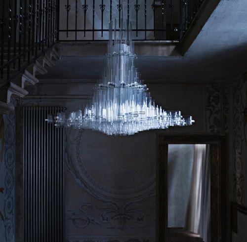 The uma chandelier by nemo cassina abat jour luminaires etc the uma chandelier by nemo cassina aloadofball Choice Image