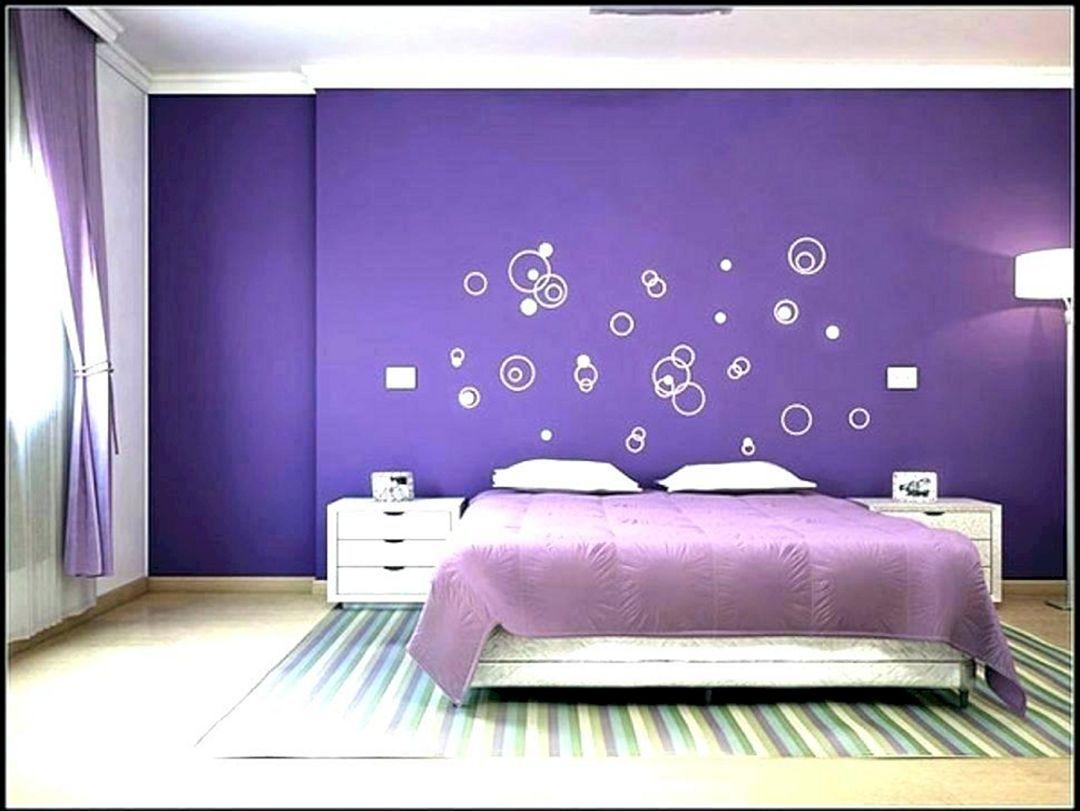 8 Beautiful Bedroom Paint Ideas That Make You Sleep More Comfortable Purple Master Bedroom Purple Bedrooms Purple Bedroom Color Scheme Bedroom paint ideas purple