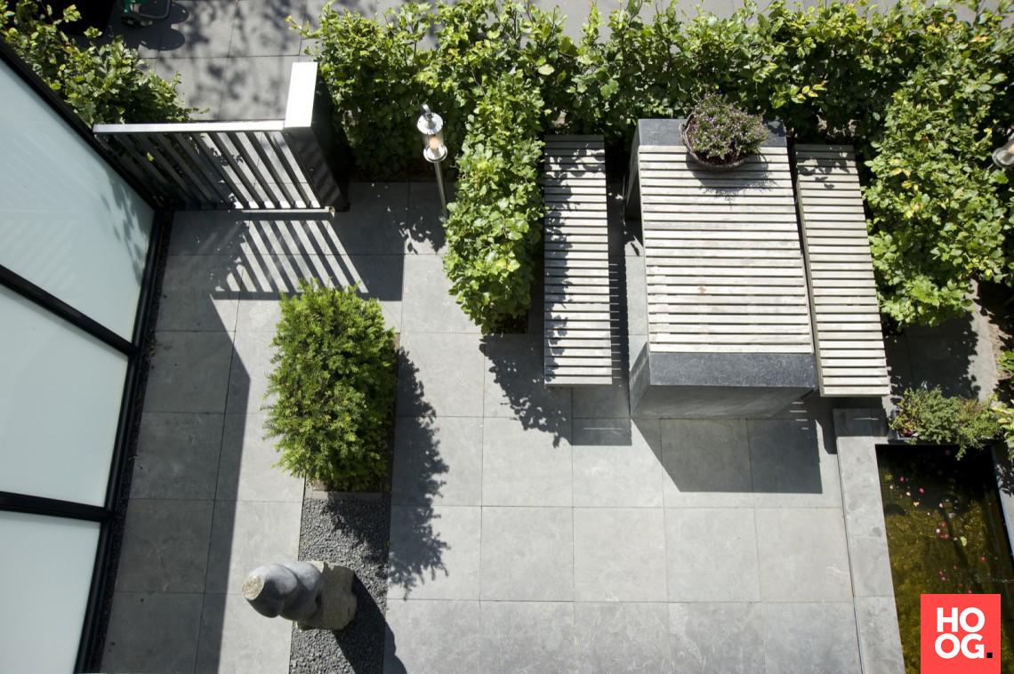 Kamsteeg tuinen patio tuin hoog □ exclusieve woon en tuin