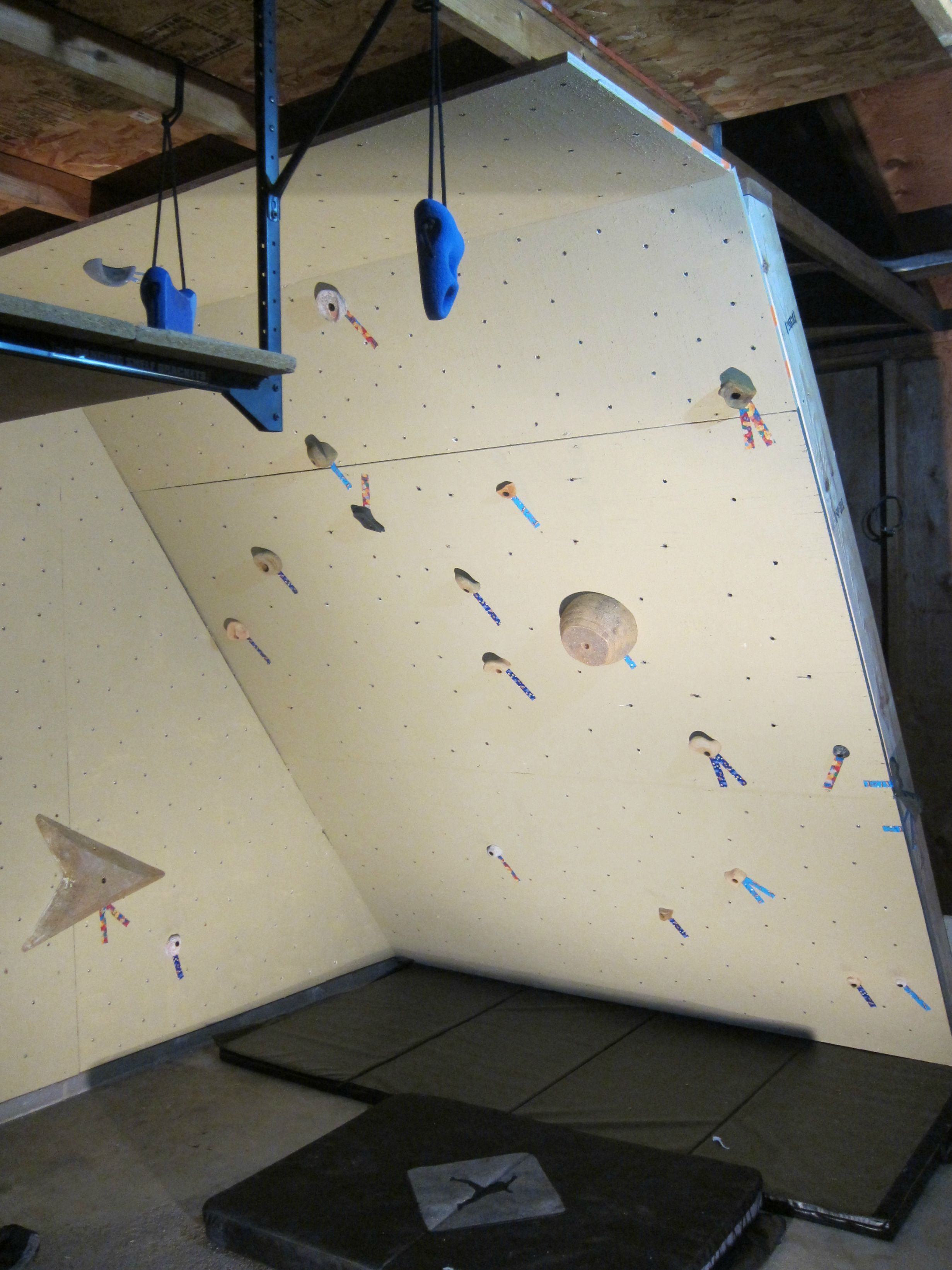 Awesome Home Climbing Wall Ideas Ensign - Home Decorating Ideas ...
