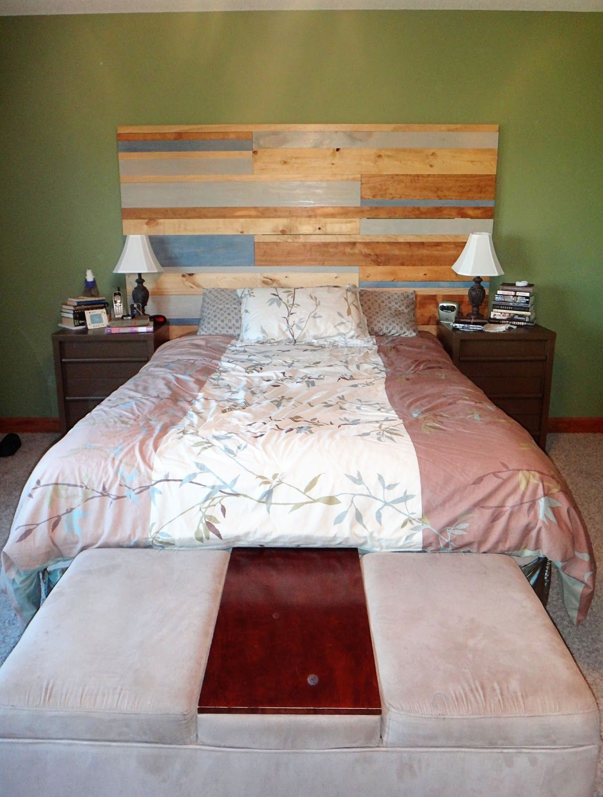 Fantastisch 45+ DIY Headboard Ideas   DIY Wood Headboard Ideas   Head Boards Ideas   DIY