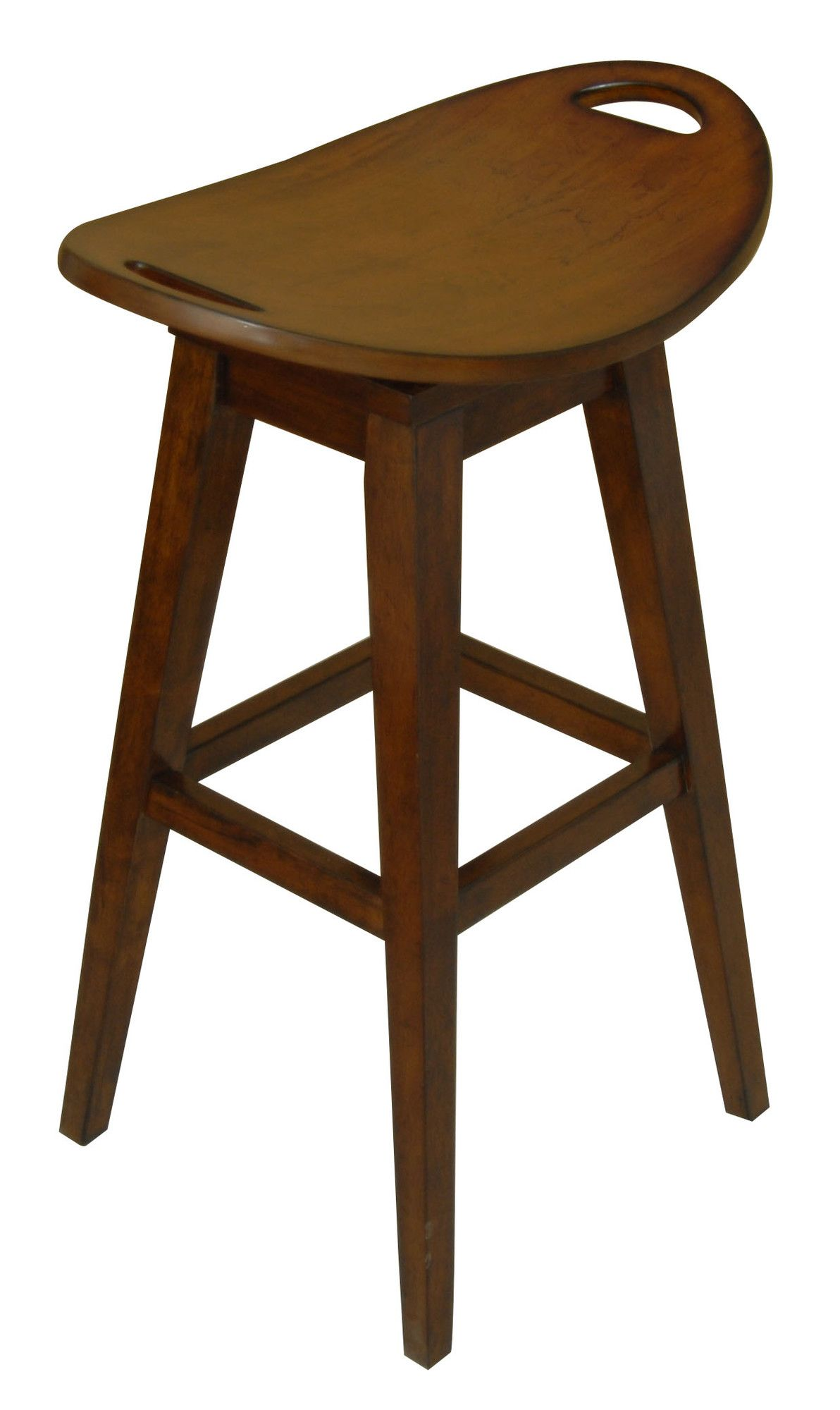 Carolina Accents Thoroughbred 32 Swivel Bar Stool Allmodern