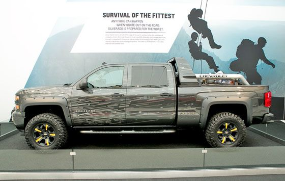 Silverado Black Ops >> The Black Ops Silverado Is The Truck You D Want Chevy Says