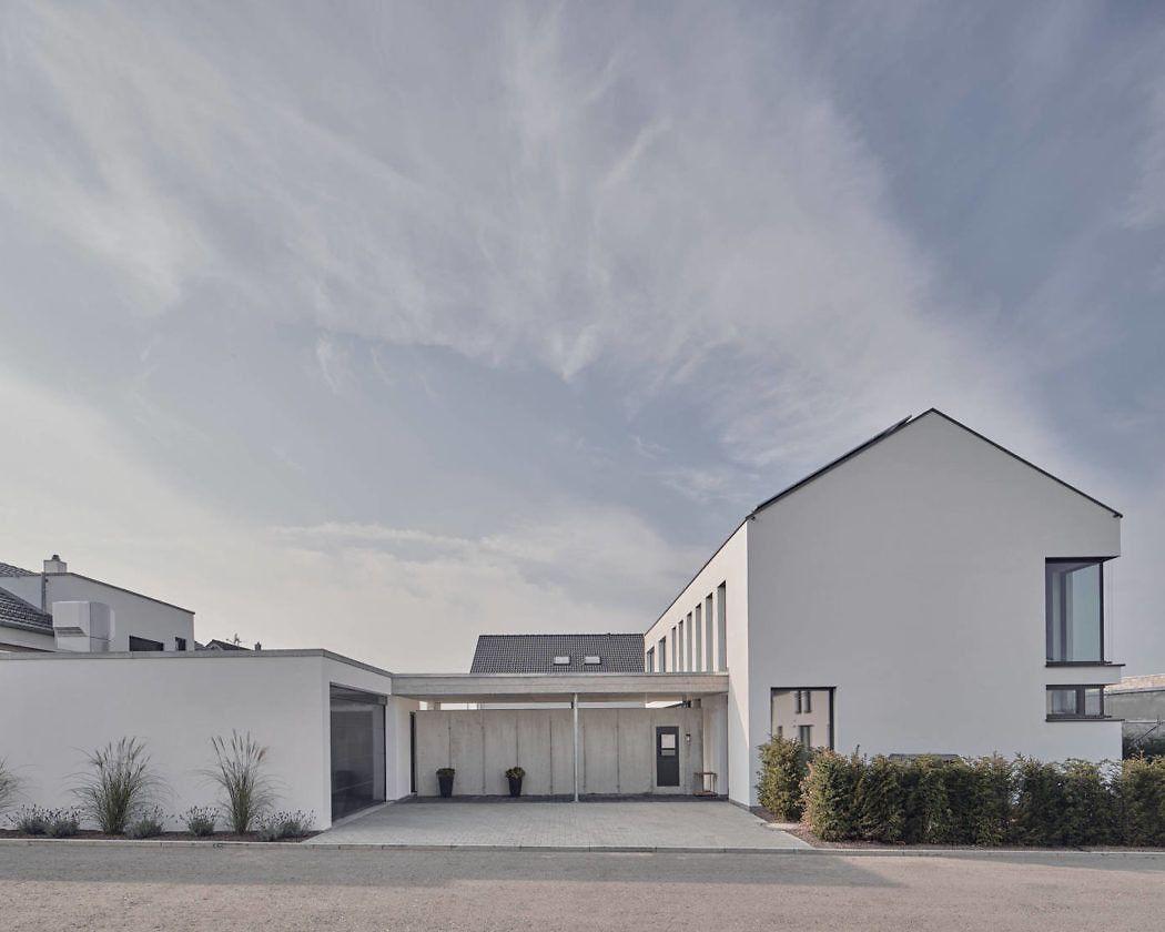 House Pe15 By Schiller Architektur Bda Architecture