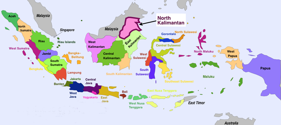 Perkembangan Jumlah Provinsi Di Indonesia On Http Guraru Org Peta Indonesia Pendidikan