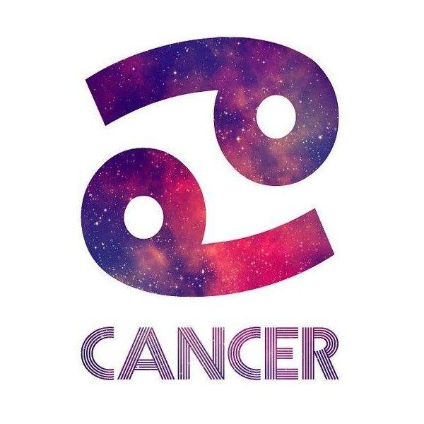 Cancer Zodiac Star Sign Horoscope Symbol Galaxy 8x10