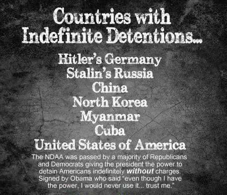 #ndaa #indefinitedetention