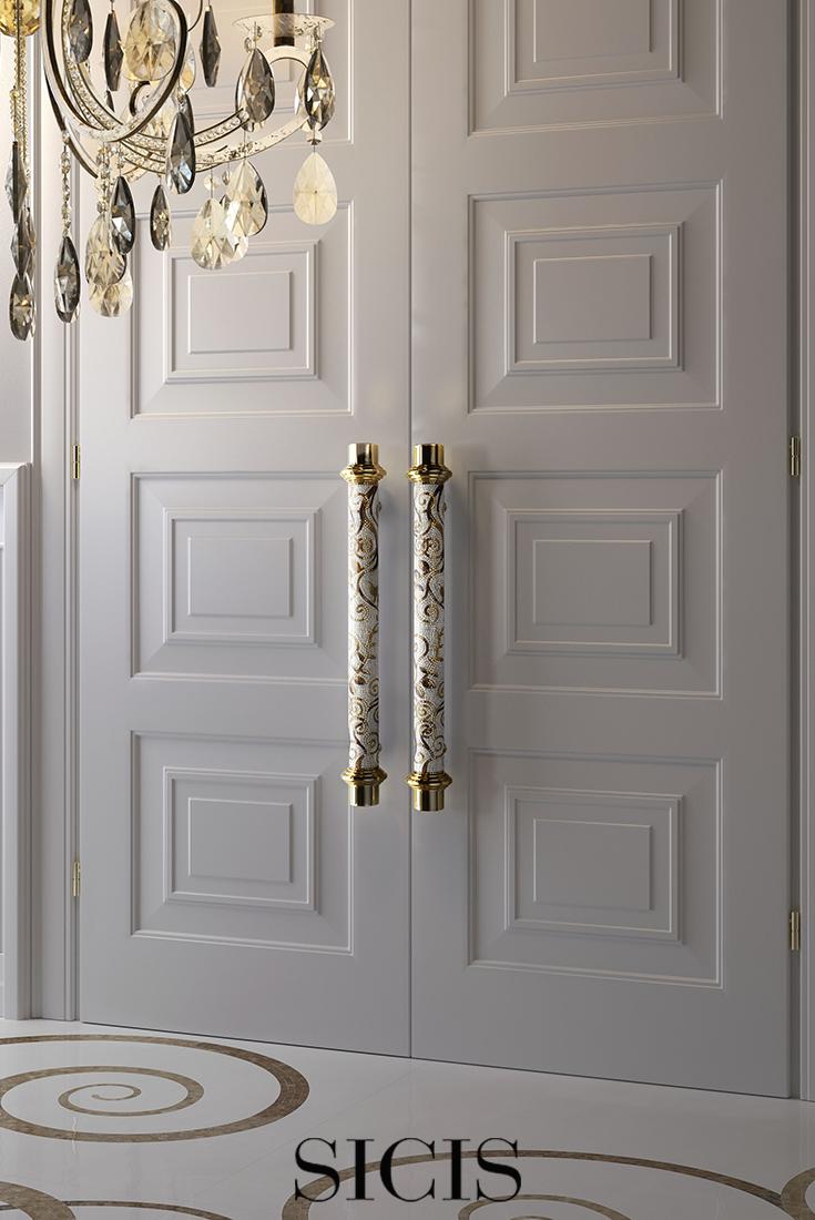 Pin by reem on notting hill pinterest door pulls mosaics and doors