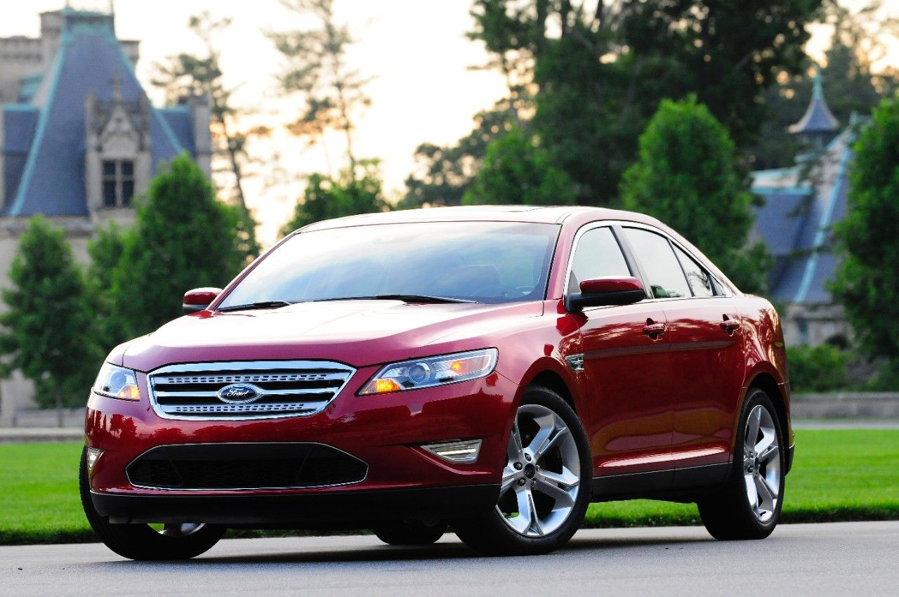 Ford Racing2026 Ford Taurus Sho 2012 Ford Taurus Ford