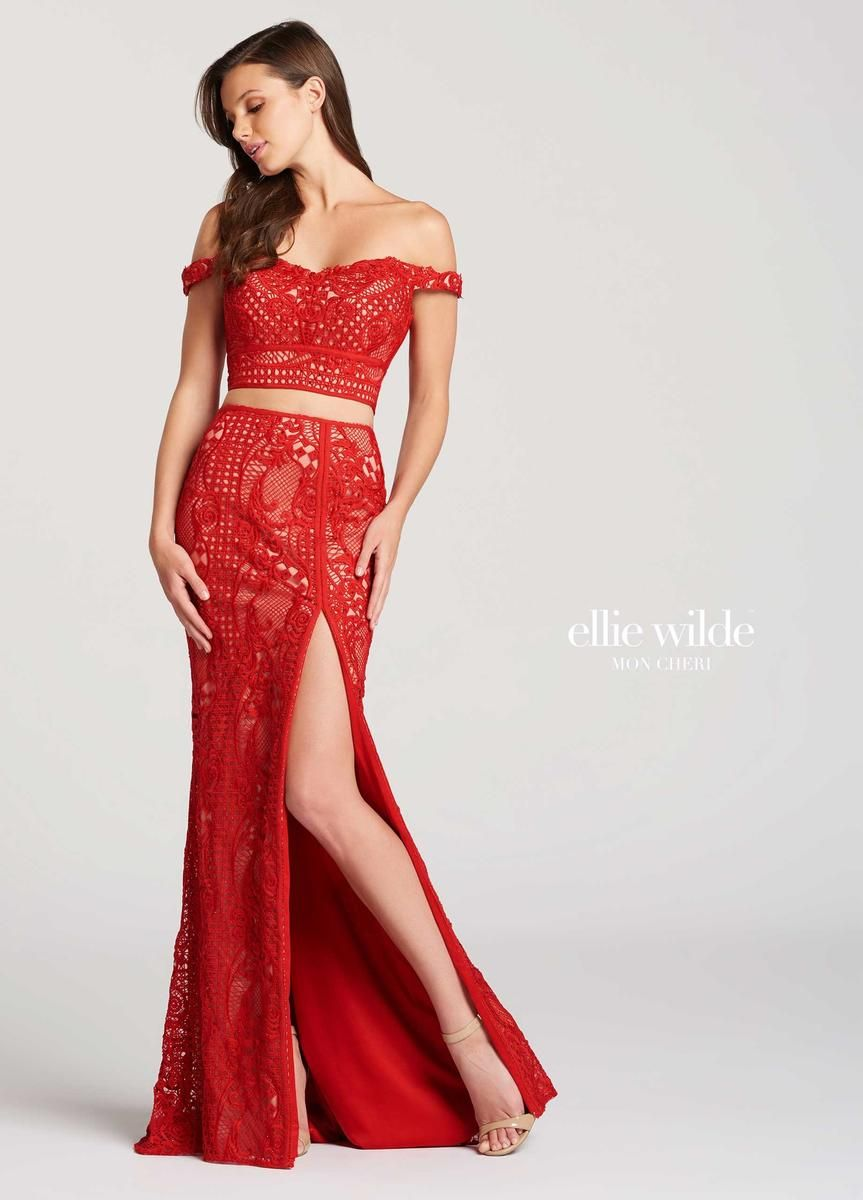 4199ee6f34c Ellie Wilde 118059 Prom 2018 - Shop this style and more at oeevening ...
