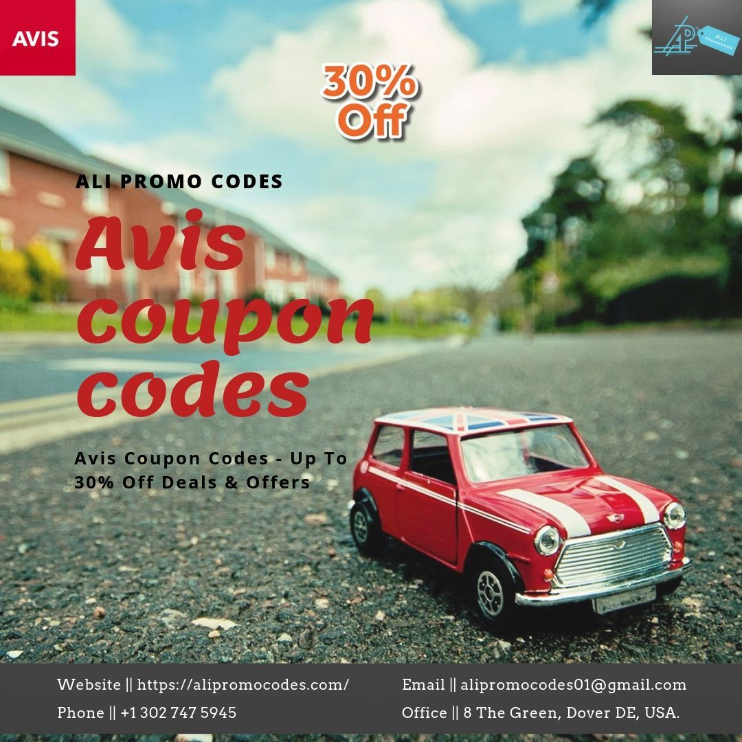 Avis Coupon Codes Coding Discount Travel Coupons