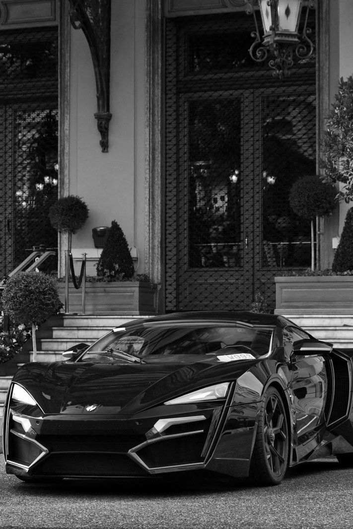 W Motors Lykan Hypersport $3 4 Million  Limited to seven