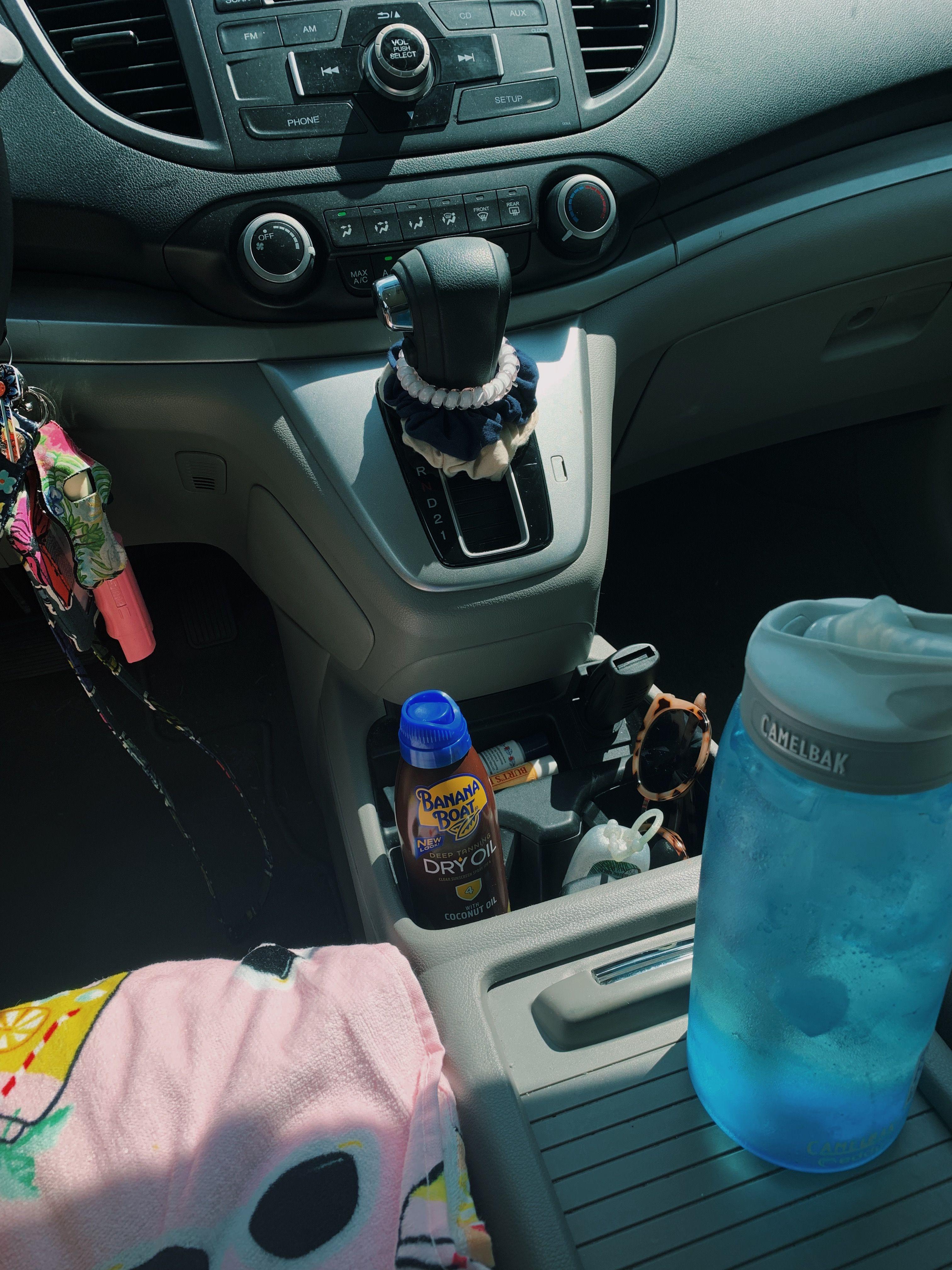 Summer Time Drive Cute Car Accessories Car Personalization