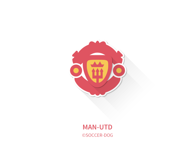 Manchester United Manchester United Manchester United Logo Club Badge