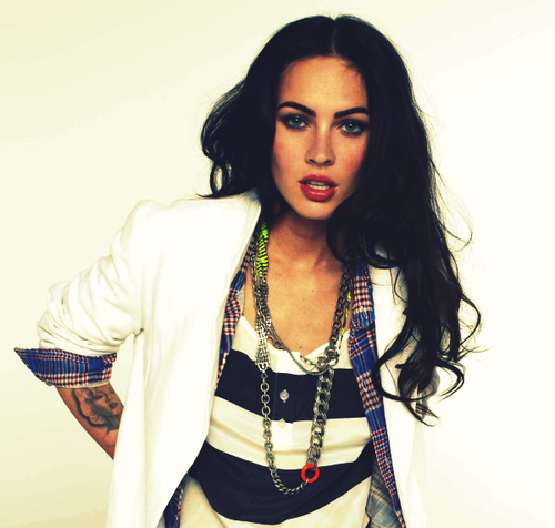 love me some megan fox