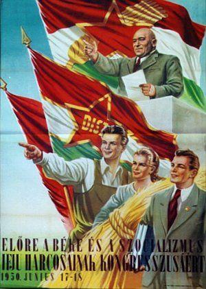 Régi magyar politikai plakátok - Érdekes gyűjtemények
