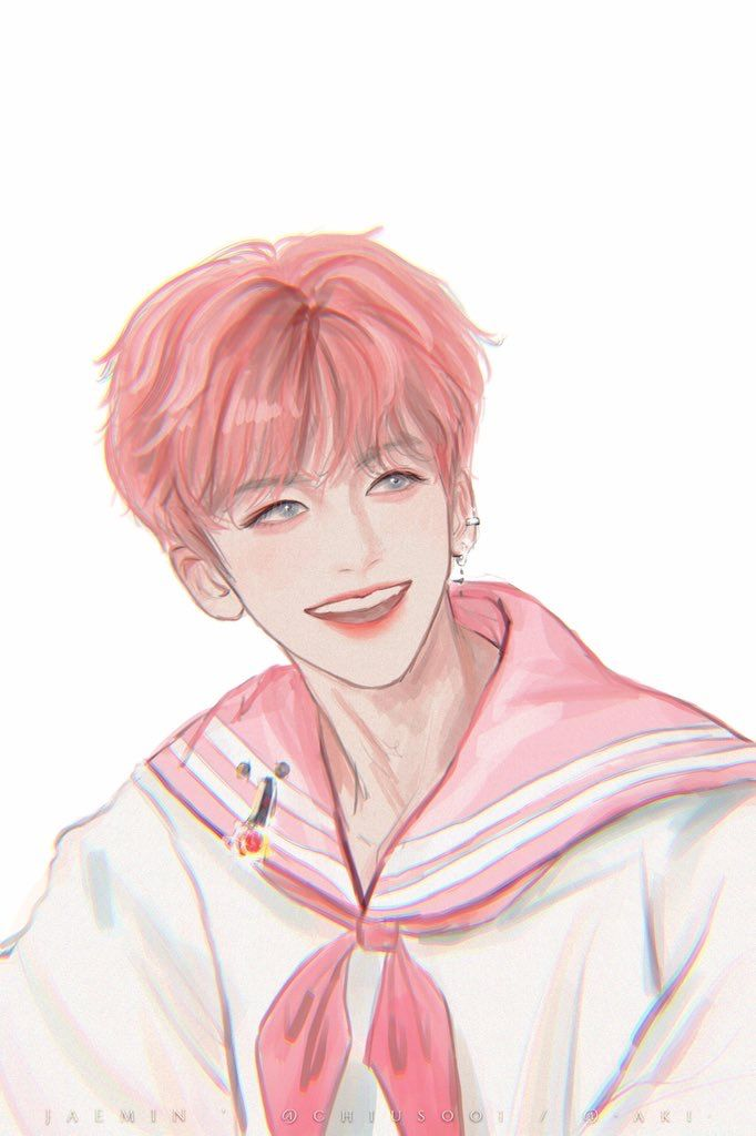Aki On Twitter Fan Art Kpop Drawings Boy Art