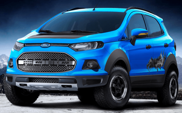 2020 Ford Ecosport Concept And Changes Ford Cars News