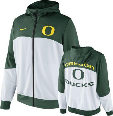 Oregon Ducks Nike On Court Basketball Hooded Sweatshirt I Want One