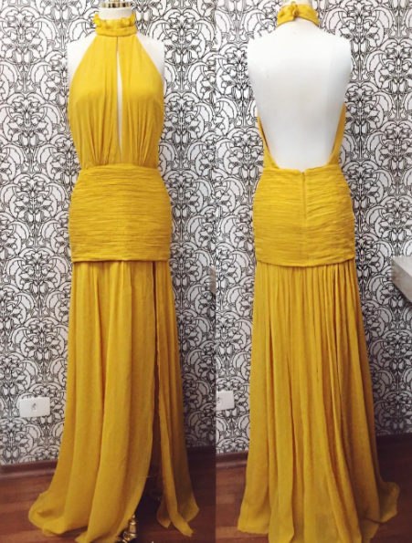 By Roberta Lettiere dress Isabela Bragança love this gown by roberta ...