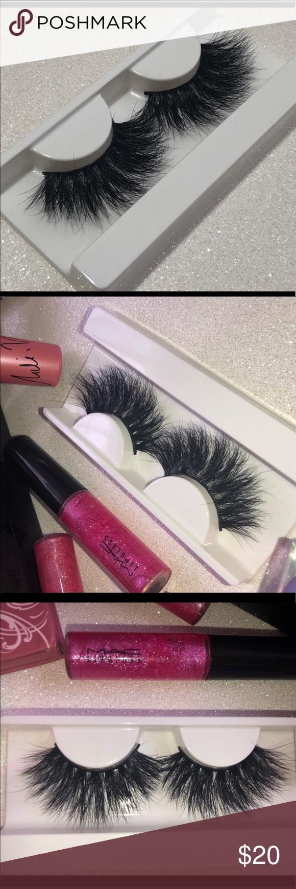 New Siberian Mink Wispy Eyelashes New! a