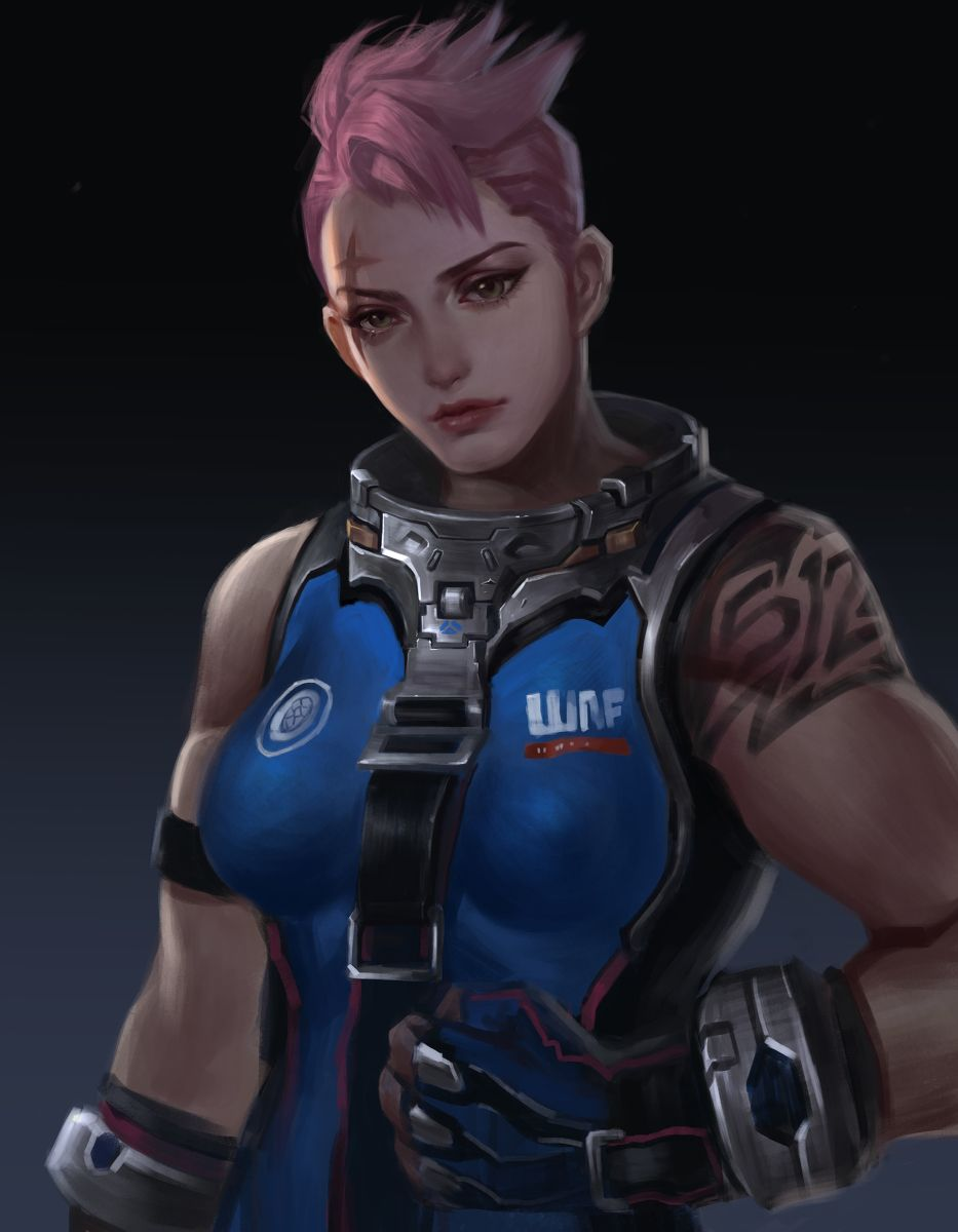 Aleksandra Overwatch pin on overwatch - zarya (aleksandra)