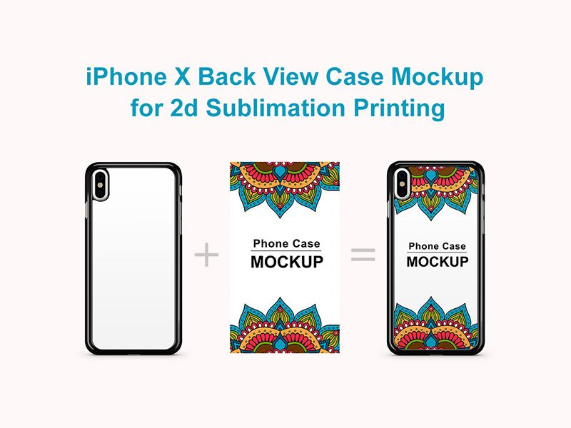 Download Iphone X 2d Imd Case Mockup Free Psd Template Psd Template Free Iphone Mockup Free Psd