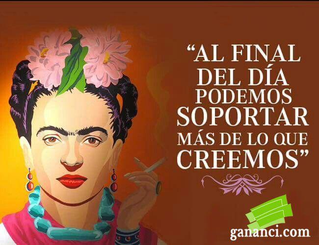 Frases De Frida Kahlo Frase De Frida Kahlo Frases De