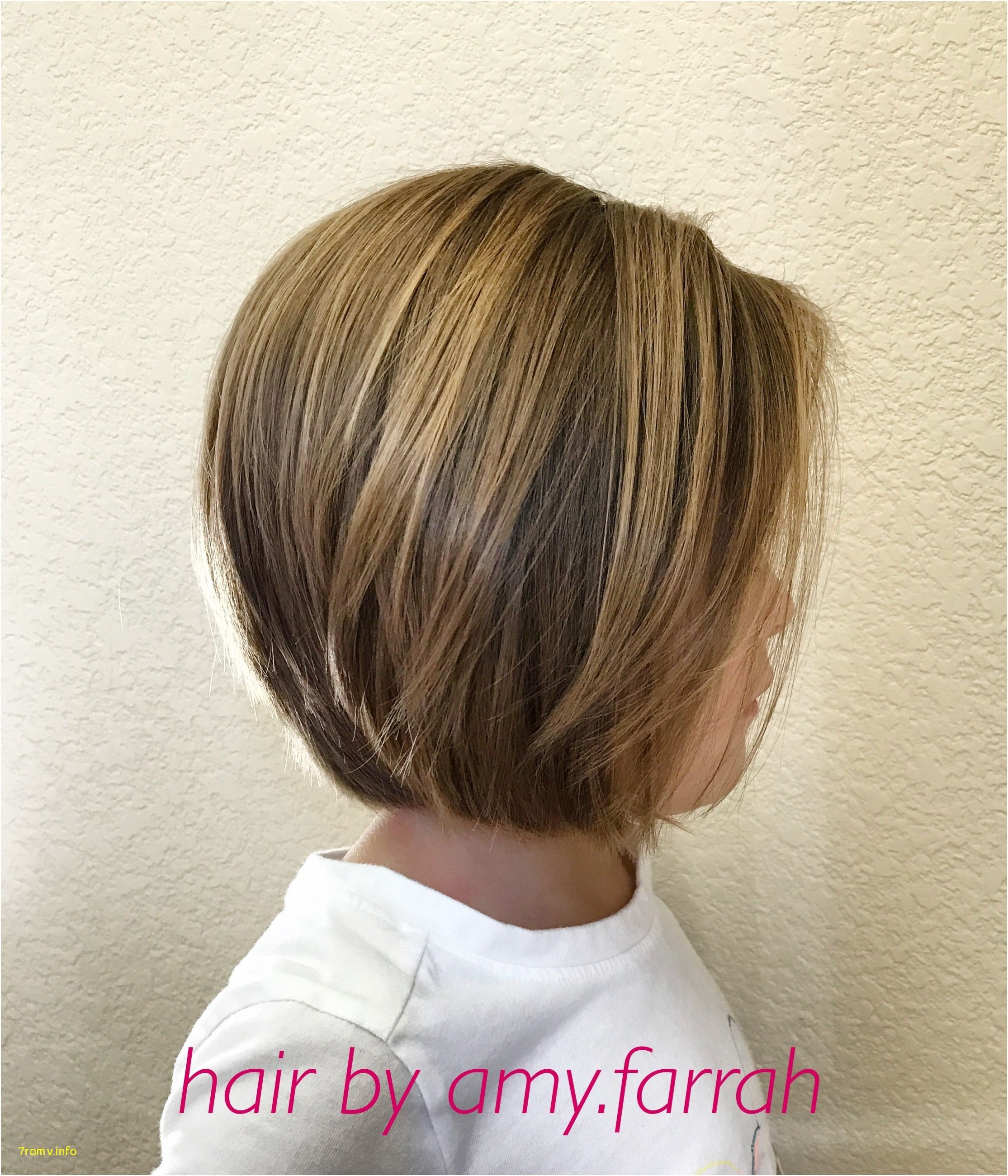 short bob hairstyles for fine hair back view fresh little