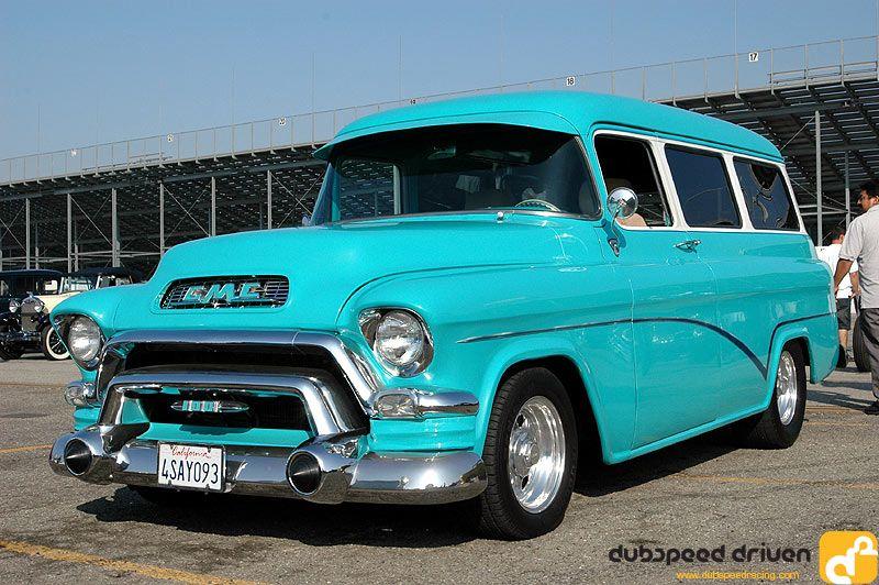 Gmc Suburban Classic Cars Trucks Vintage Trucks Classic Trucks