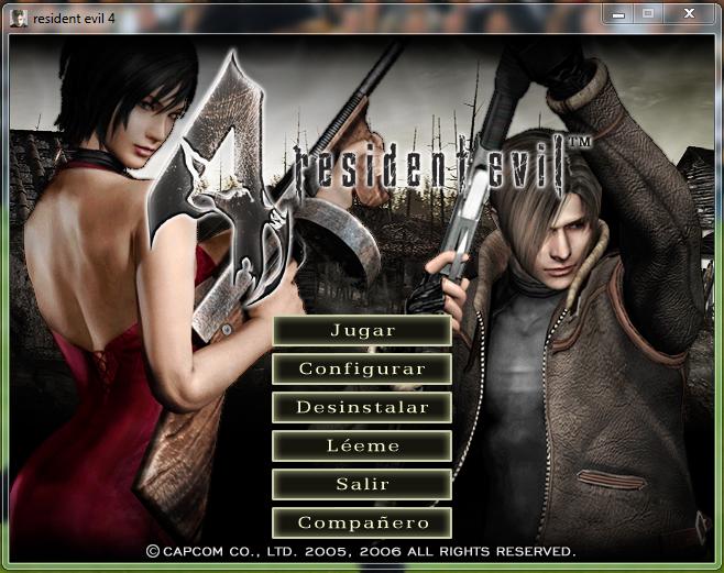 Descargar Resident Evil 4 Pc 1 Link Español Full Gratis Mega Mediafire Bajar Juegos Pc G Juegos Para Pc Gratis Juegos Pc Descargar Juegos Pc Gratis