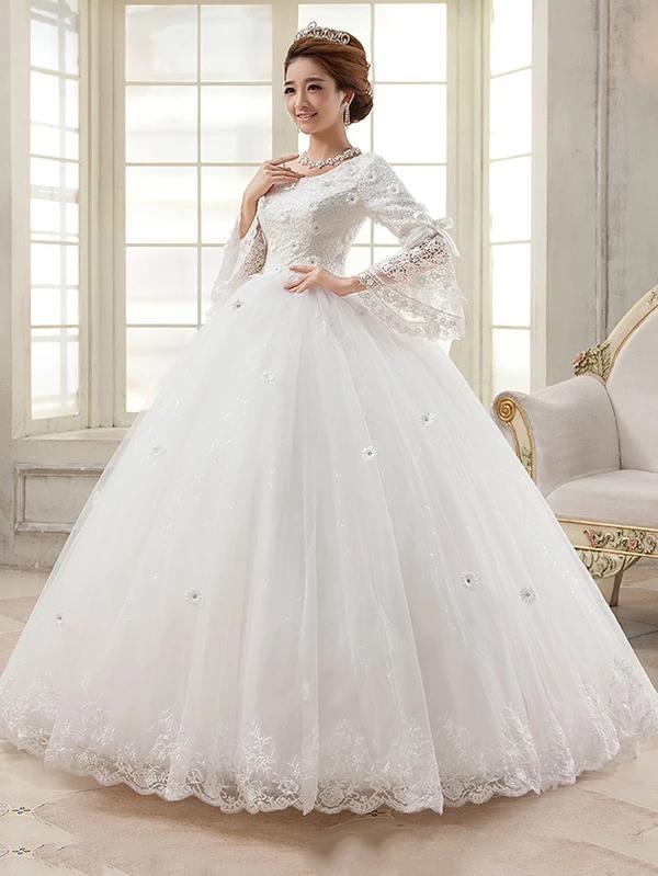 +17 Barnyard Wedding Dresses To Inspire Any Bride - interestinginformations.com