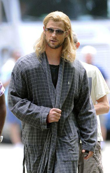 Chris Hemsworth Avengers 2