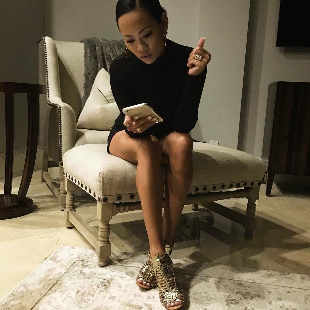 Instagram Anya Ayoung-Chee nude (63 photos), Selfie