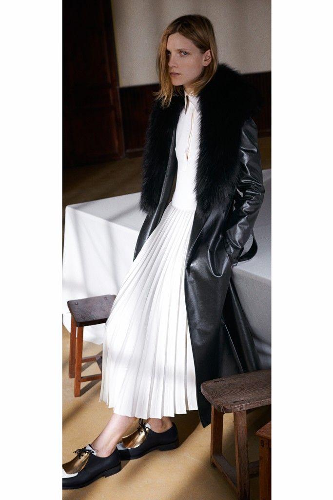 cool chic style fashion: RUNWAY   Céline Pre-Fall 2013.
