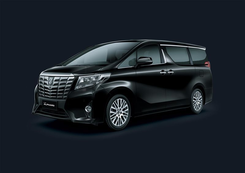Toyota Alphard First Class Comfort For The Family Auto2000 Toyota Mobil Impian Mobil