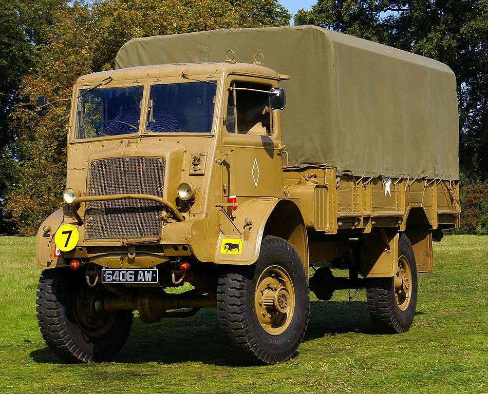 Pin by Max C on Army Vehicles Trucks, Bedford truck