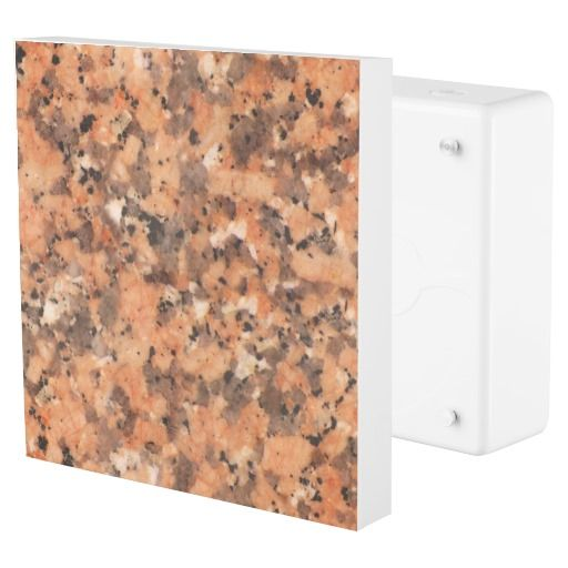 Spotted Geology Stone Texture Surface Outlet Cover