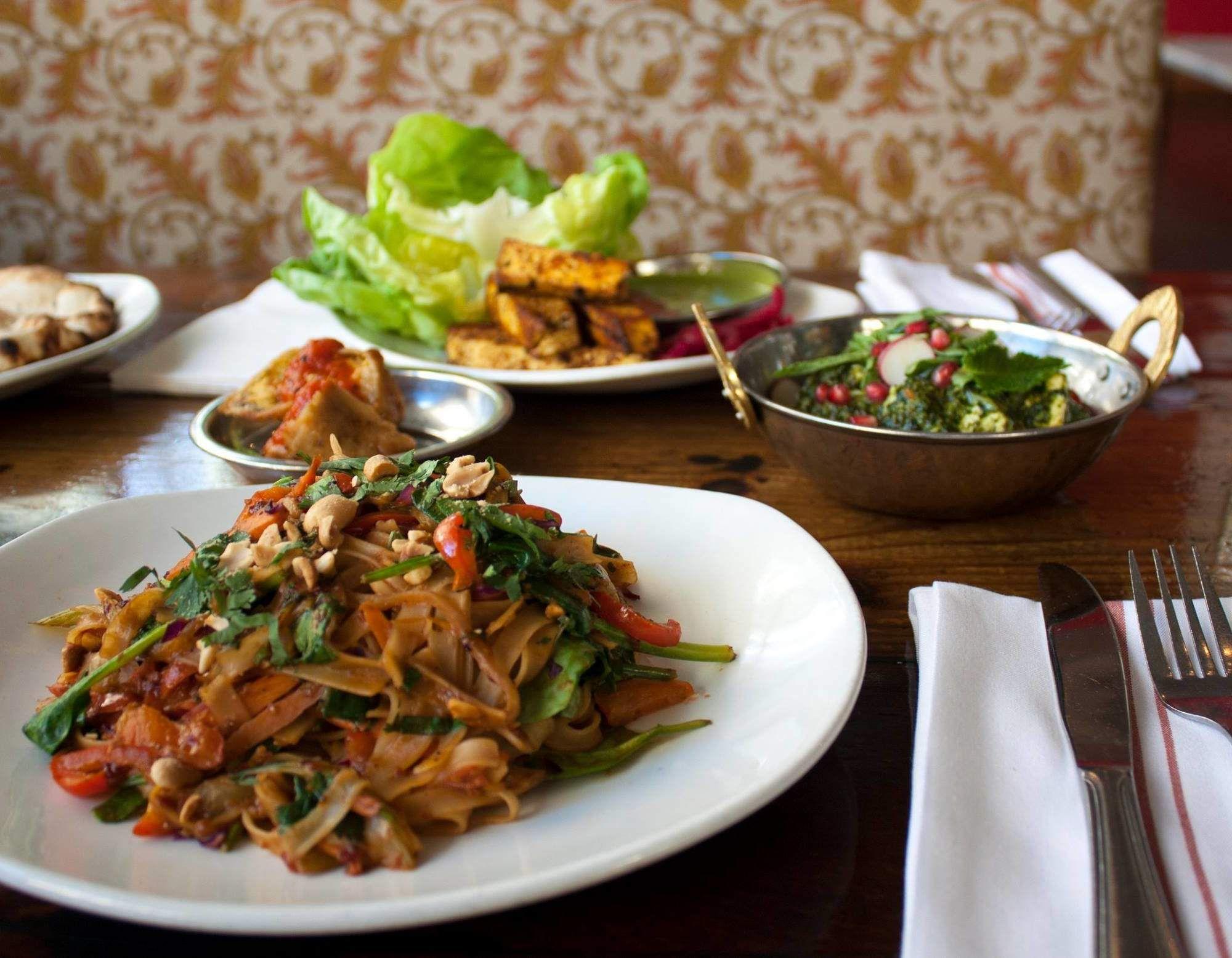 Houstons Best Restaurants For Vegetarians Htown Pinterest