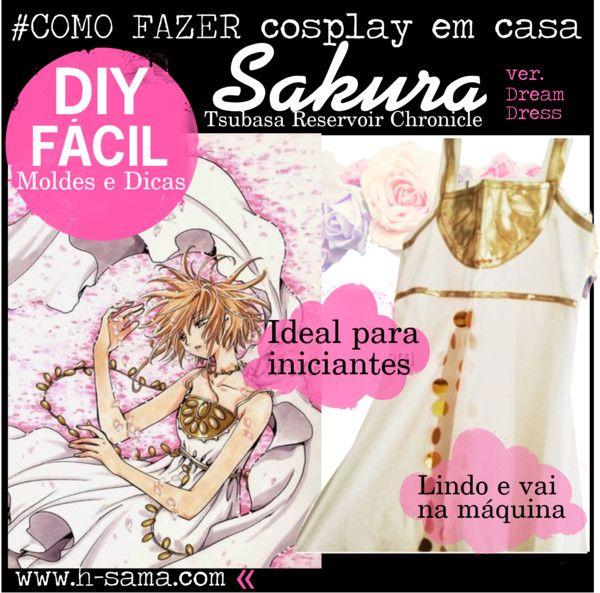 Sakura Tsubasa Cosplay Tutorial