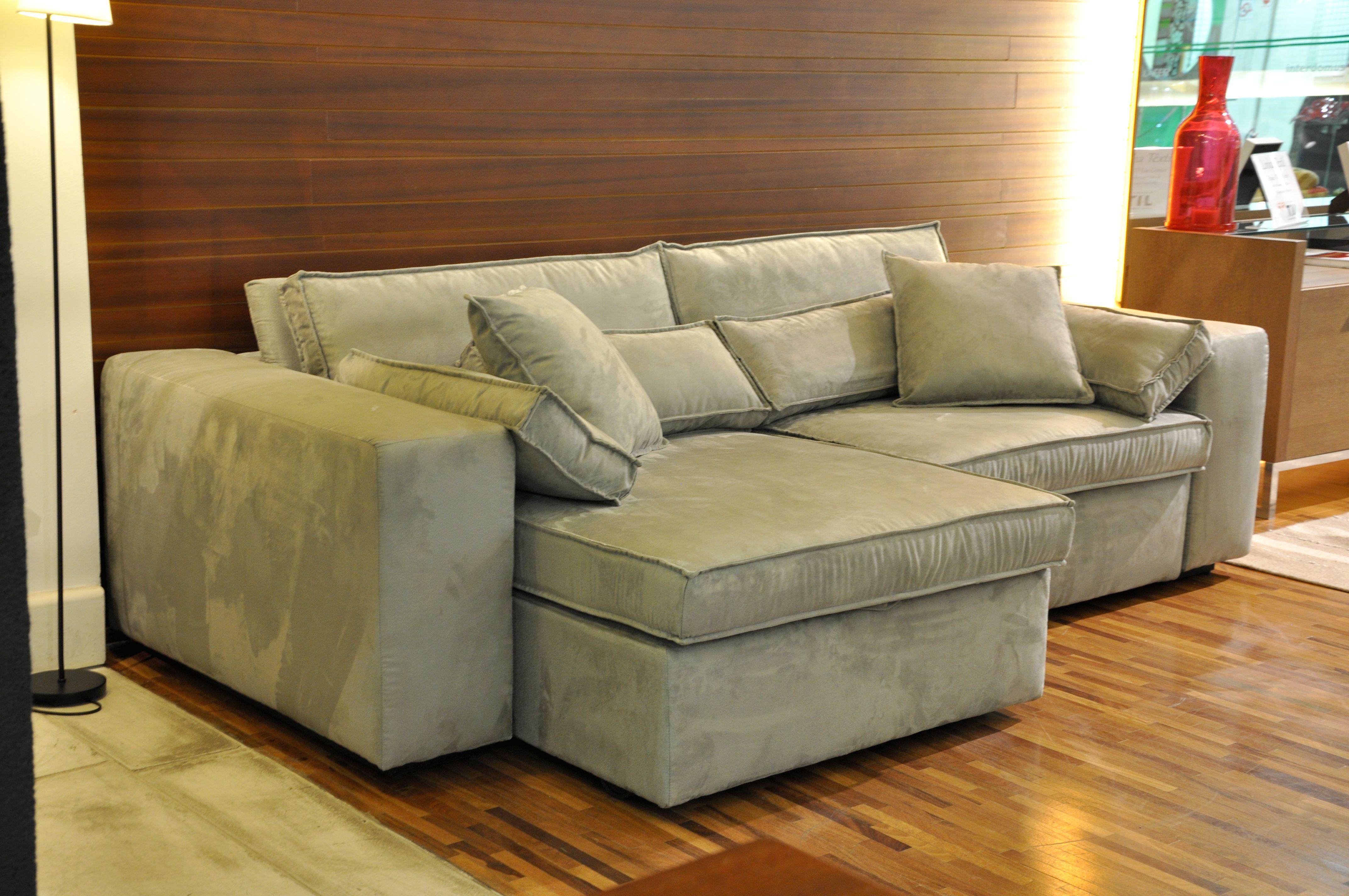 Sofá retrátil para home theater- modelo Lounge http://www ...