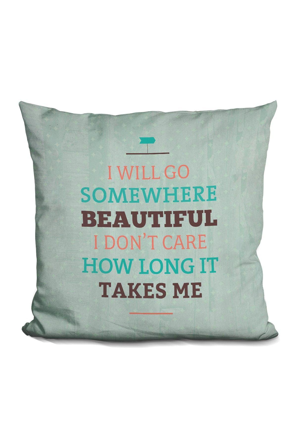 Lilipi brand beautiful pillow multi