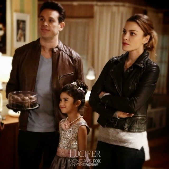 #Lucifer #Chloe #Dan #Trixie