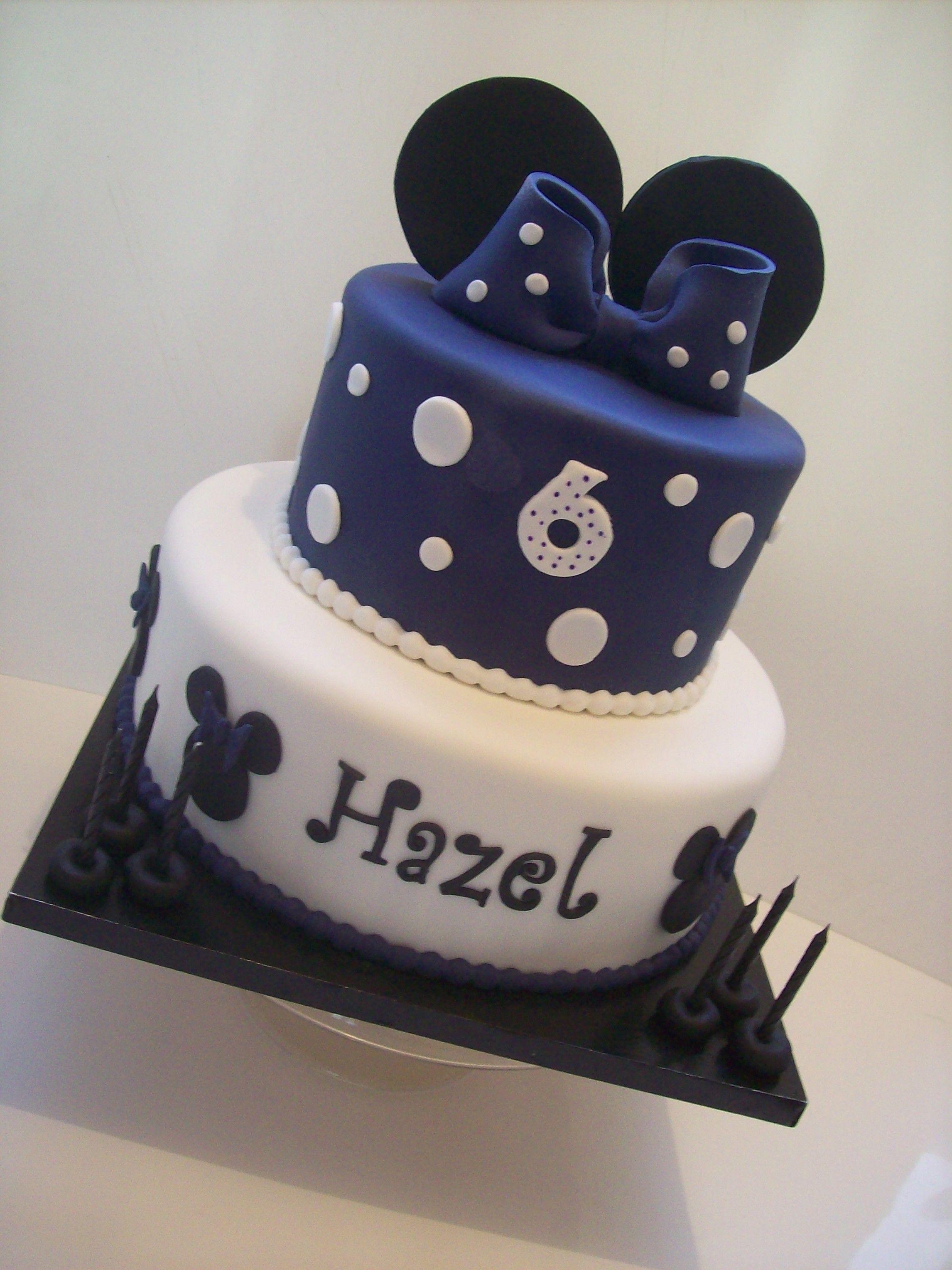 Minnie Mouse Cake Auckland 295 Birthday Cakes Auckland