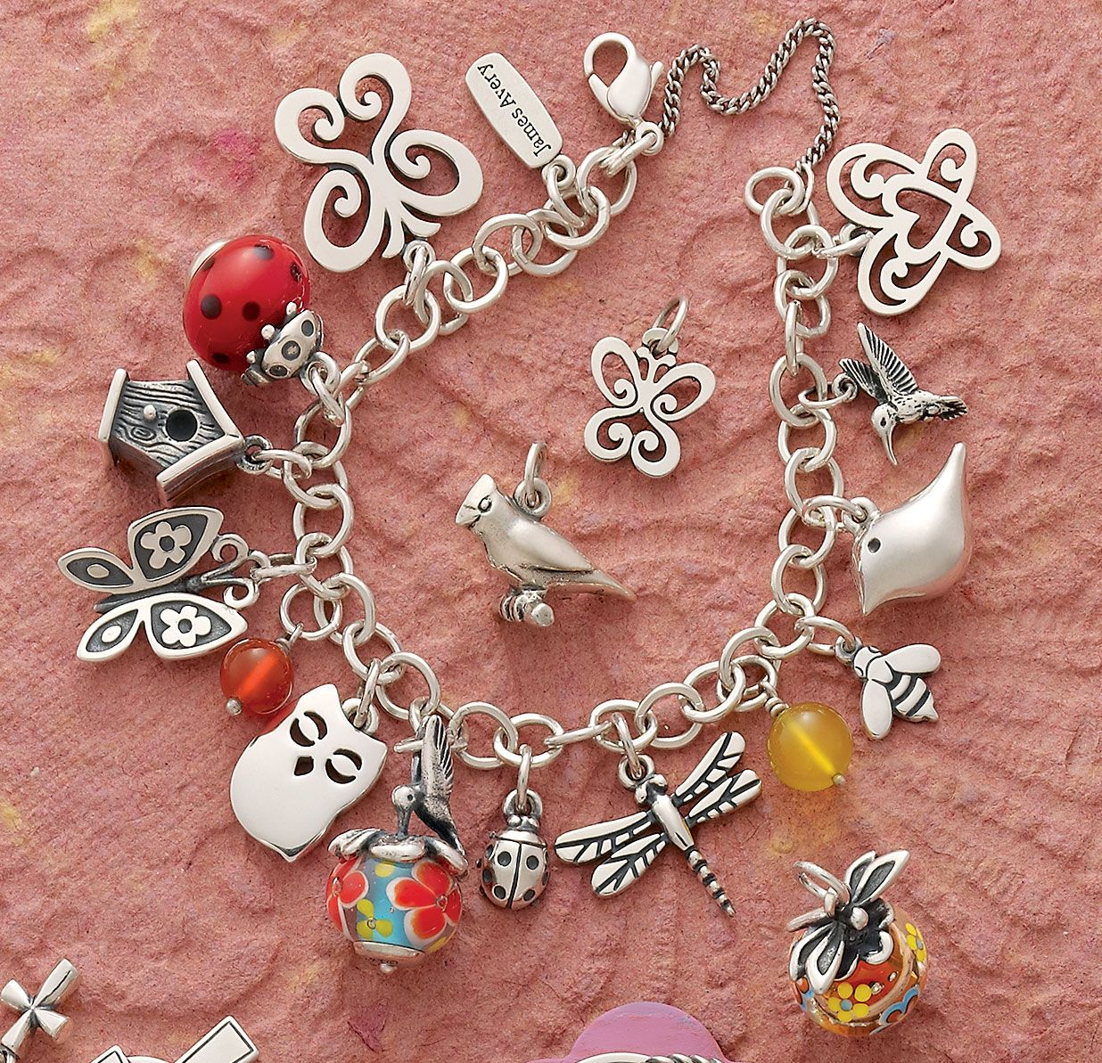 Charms Inspired by Animals and Nature JamesAvery   James avery ...