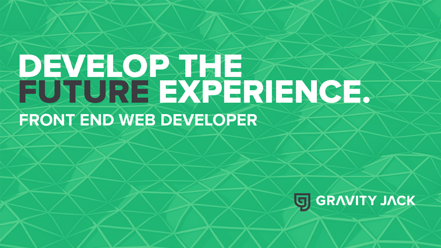 Front End Web / Wordpress Developer Gravity Jack Careers