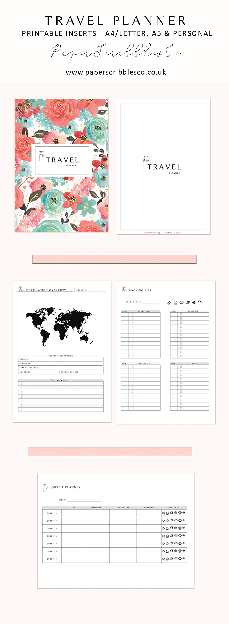 picture relating to Vacation Planner Printable called family vacation creating printable -