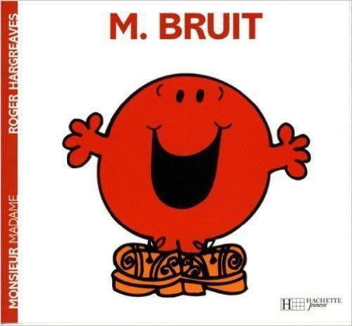 Amazon Fr Monsieur Bruit Roger Hargreaves Livres