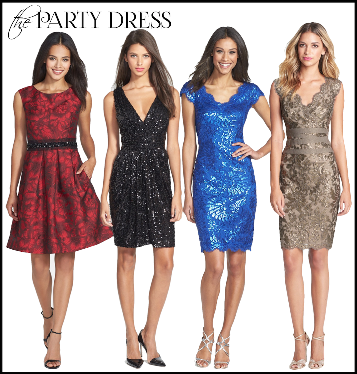 Party Dresses Work